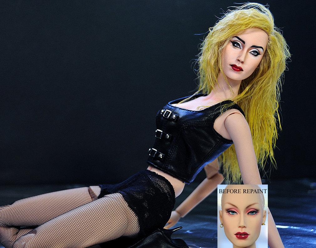 lady gaga muñeca doll