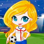 Moda con las chicas futbolistas