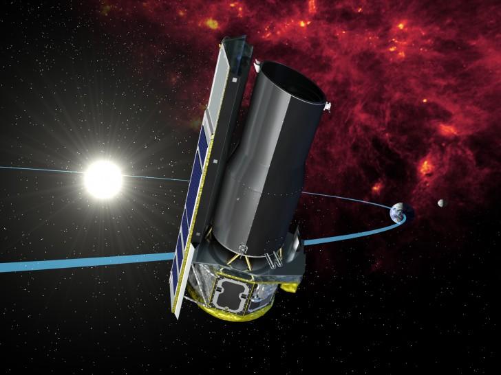 spitzer telescopio