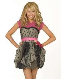 vestir Hannah Montana