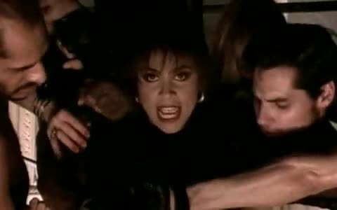 Paula Abdul cold hearted 1989