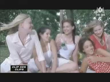 alizee gourmandises video 01