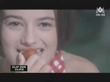 alizee gourmandises video 04