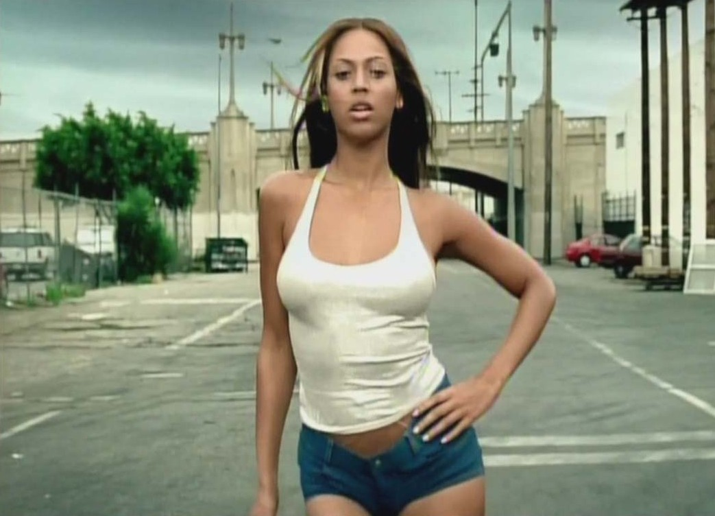 beyonce crazy in love video