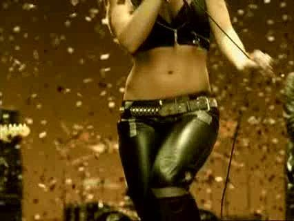 britney spears i love rock n roll video