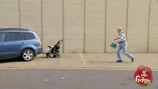 broma robando carricoche