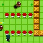 Juego de batalla con Mario Bros
