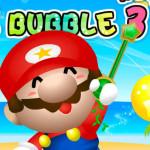 Juego bubble con Mario Bros