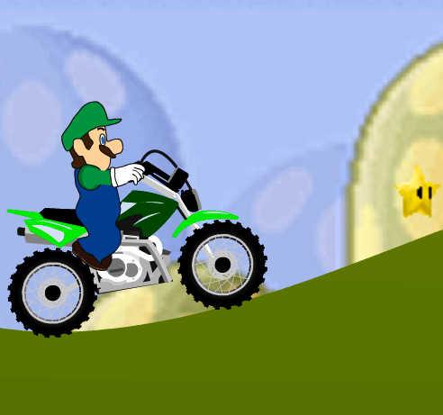 juego-carreras-luigi-moto-cross