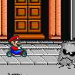 Juego de carreras con Super Mario Bros