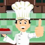 Juego para cocinar lasagna