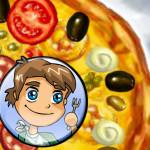 Juego para cocinar pizza de salami
