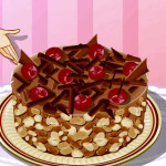Juego de cocinar torta de chocolate