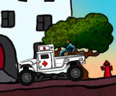 juego-conductora-ambulancia