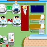 Juego en el hospital
