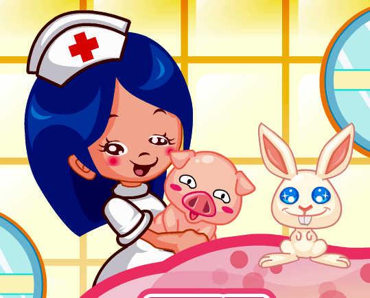 juego-hospital-animales