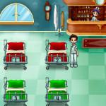 Juego: medico en el hospital