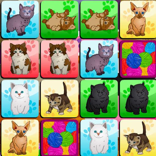 juego-memoria-parejas-gatitos
