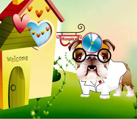 juego-perro-medico