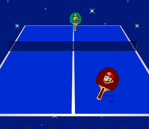 juego-ping-pong-mario-luigi-bros