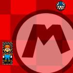 Juego de pong con Mario