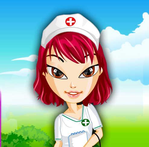 juego-vestir-bratz-enfermera