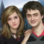 Juego de vestir a Daniel Radcliffe y Emma Watson