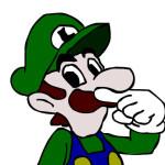 Juego de vestir y look para Luigi