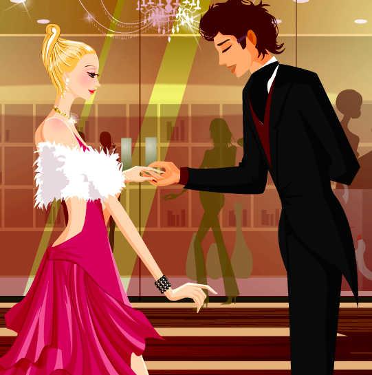 juego-vestir-pareja-fiesta