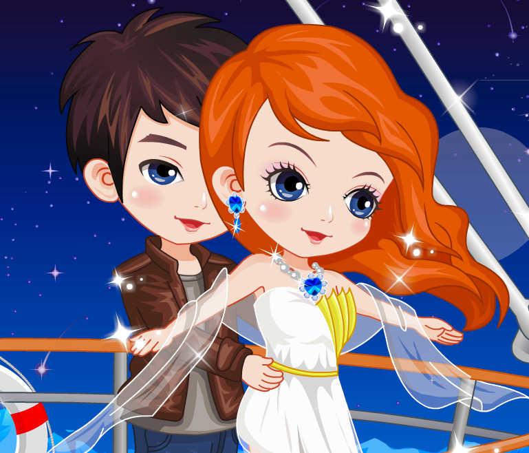 juego-vestir-pareja-titanic