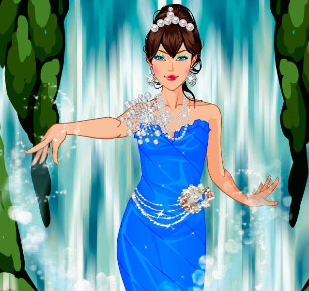 juego-vestir-princesa-sirena