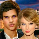 Juego de vestir a Taylor Lautner y Taylor Swift
