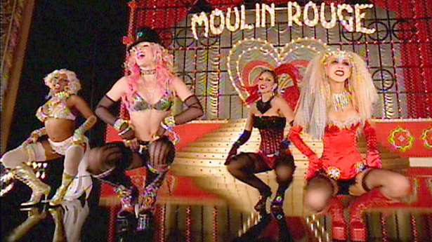 lady marmalade moulin rouge video