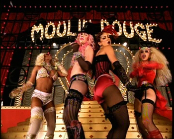 lady marmalade moulin rouge