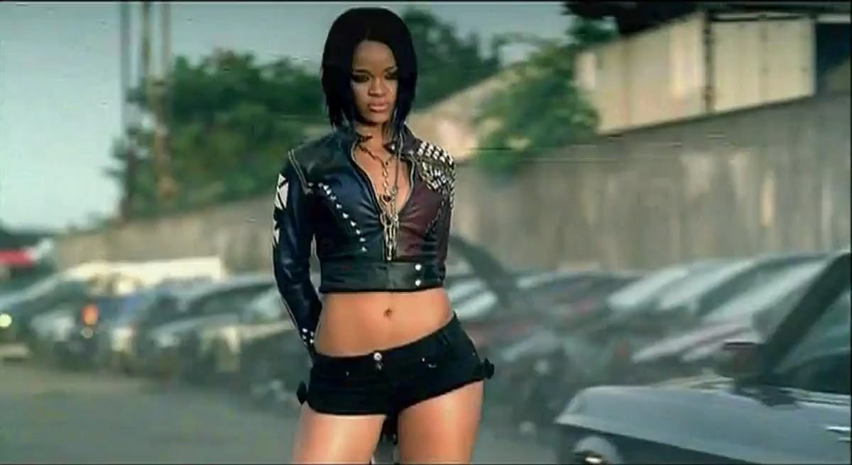 rihanna shut up and drive 2007
