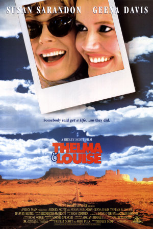 thelma louise poster
