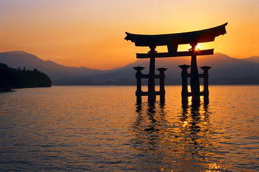 torii agua mar