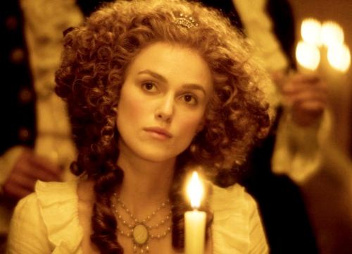 Keira Knightley la duquesa