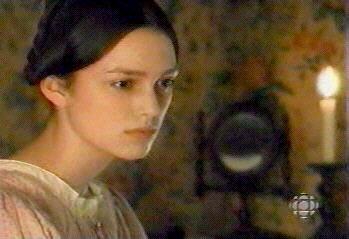 Keira Knightley oliver twist 1999