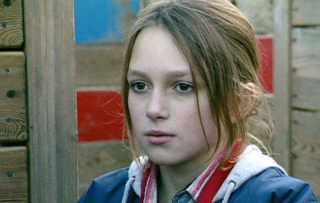 Keira Knightley policia de barrio 1995