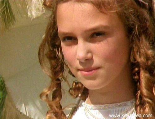 Keira Knightley treasure seekers 1996