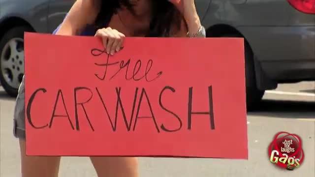 broma lavado coche gratuito