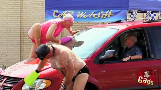 broma lavado coche