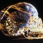 Los cráneos de cristal y la calavera de la muerte