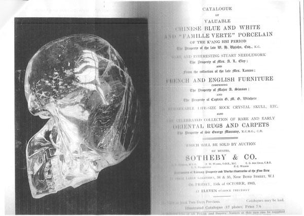 calavera muerte sothebys 1936