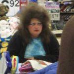 Gente rara en Wal-Mart 2