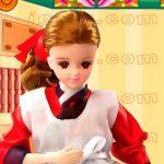 Juego con Barbie cocinera