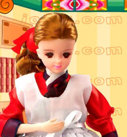 Juego Con Barbie Cocinera Juegos