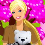 Juego con Barbie veterinaria