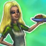 Juego de cocinar el desayuno con Barbie